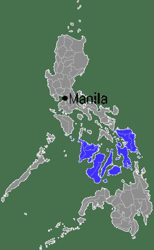 visayas filipinas